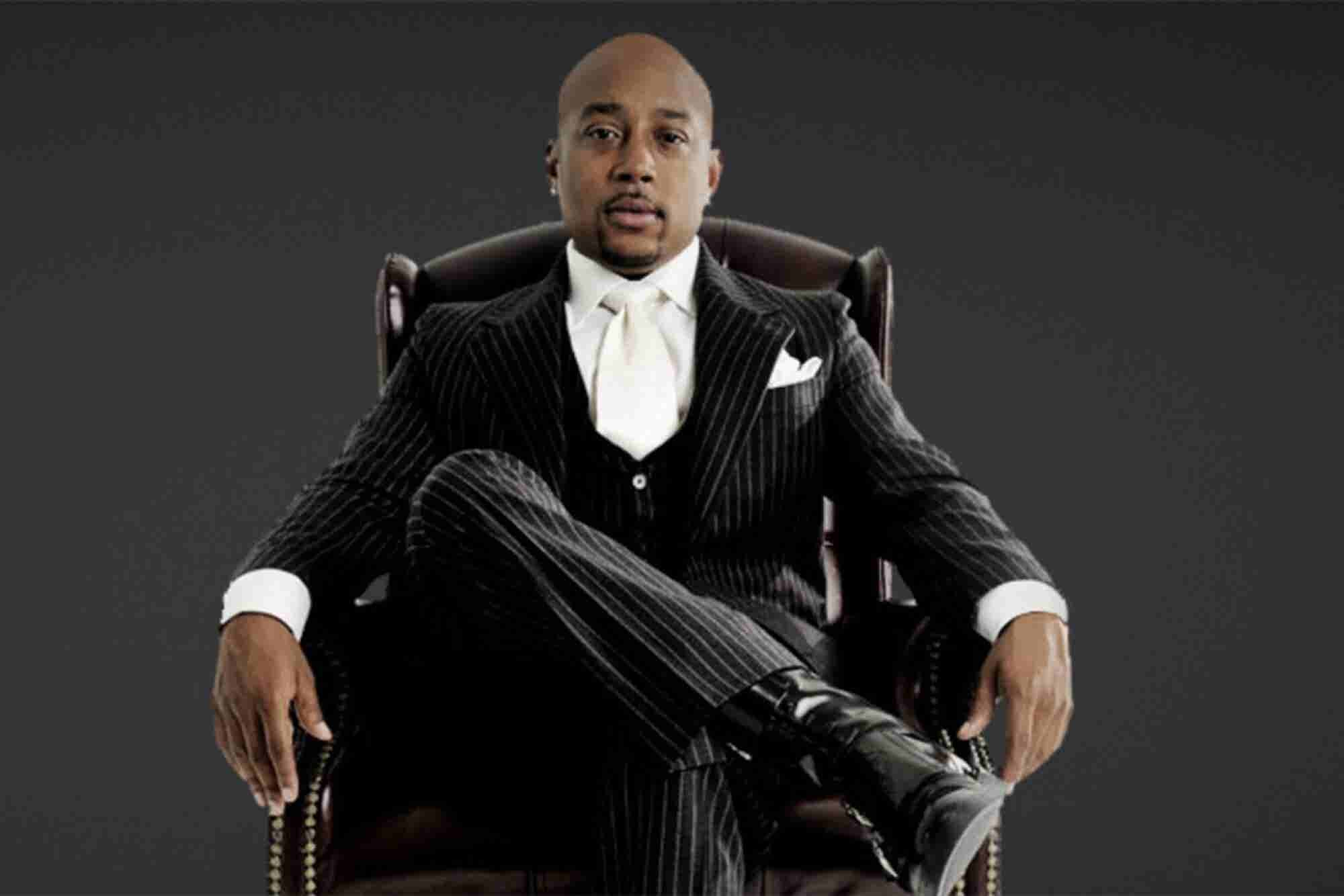 Daymond John Says You Have to Know When to Quit