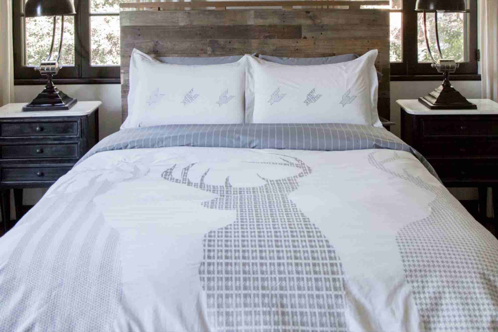Bedding With a Masculine Bent? This Founder Wants to Reinvent a Category for Men -- Again.