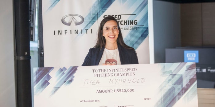 Road Warrior: UAE Startup Teach Me Now Wins Hong Kong Pitching Contest
