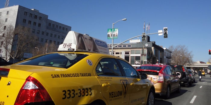 San Francisco's Largest Yellow Cab Company Files for Bankruptcy Protection
