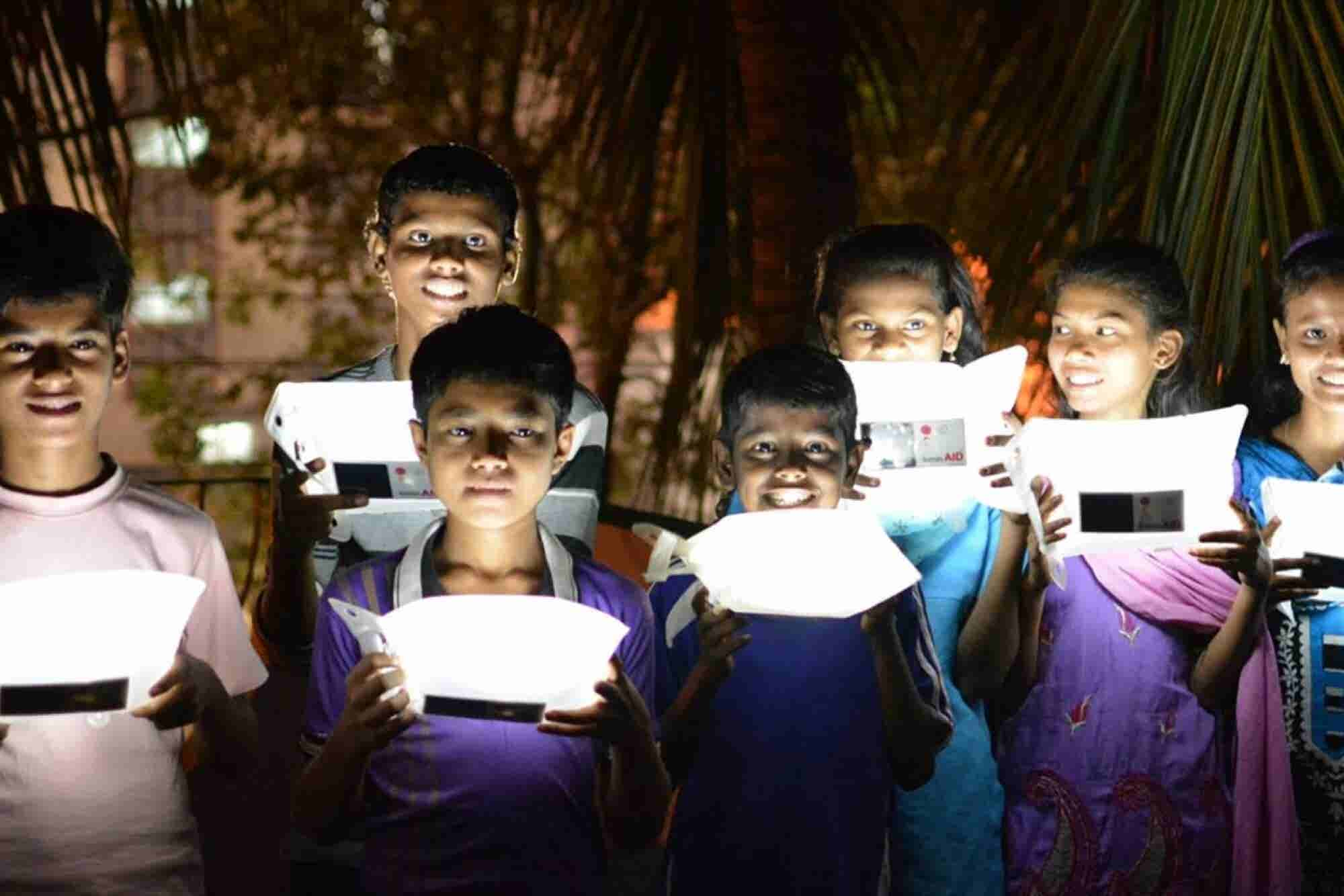 LuminAID Founders Light up the Darkness, and Their Sales