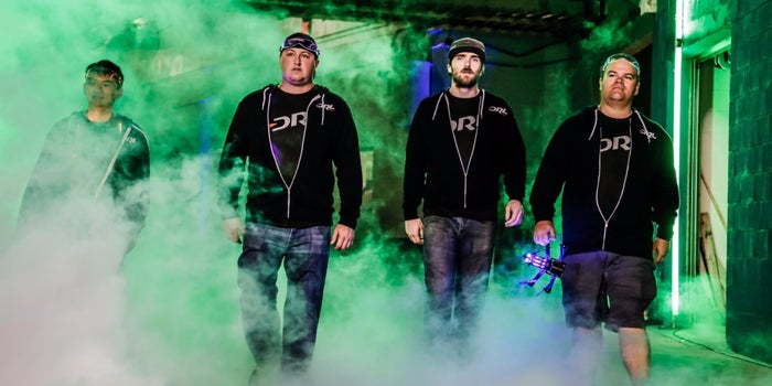 There Is Now a Global Competitive Drone Racing League. Seriously.