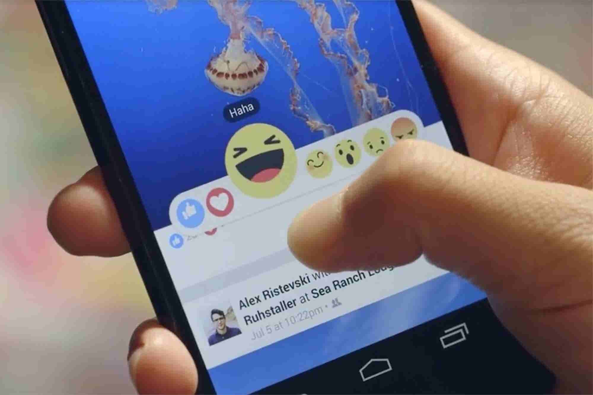 Facebook's 5 New Emoji 'Reactions' Are Coming Soon.