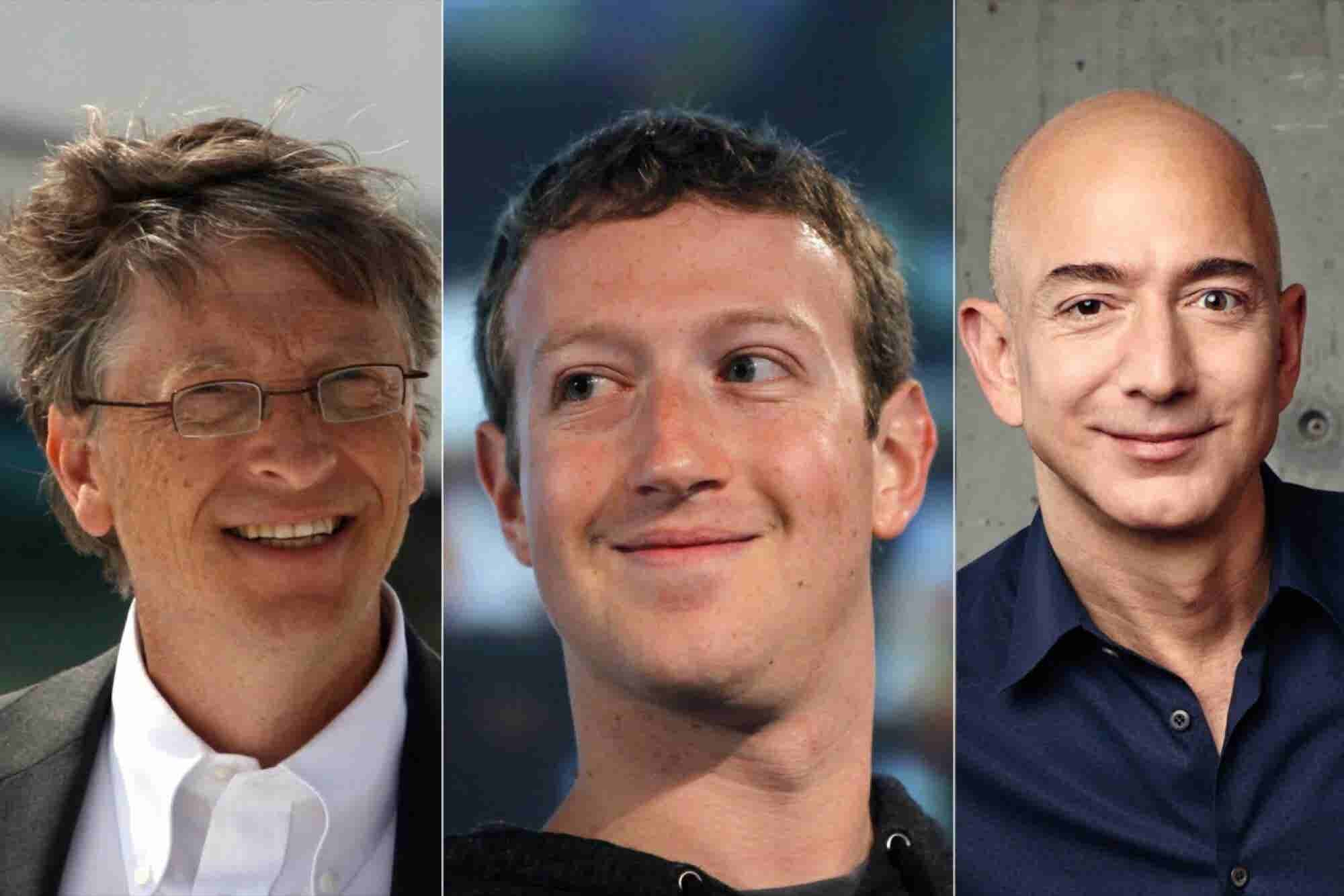 Facebook Boss Is Still Tech's Most Popular CEO