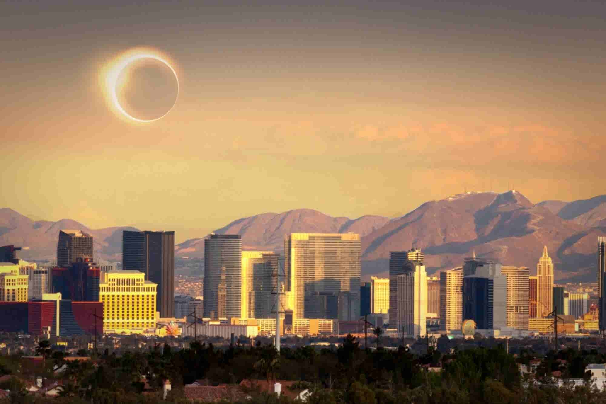 Why We Don't Want to See a Total Solar-Panel Eclipse Over Nevada