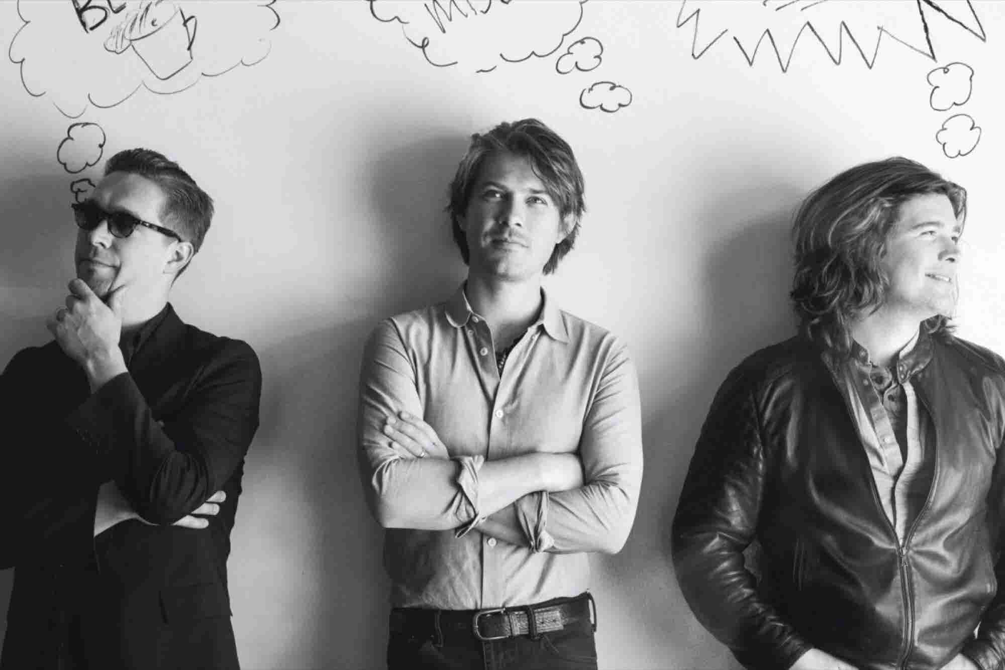 Join Hanson for a Live Video Chat Today at 1 p.m. ET