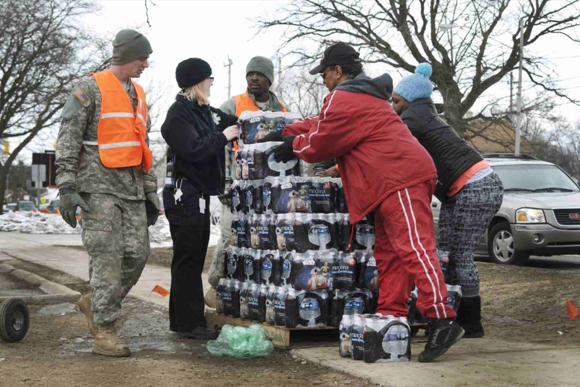 Entrepreneurship Pioneer Seeks Solutions for Flint and Other Troubled...