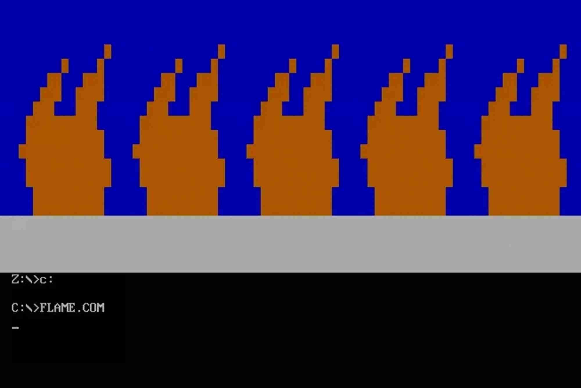 Nostalgic for Old Viruses? The Malware Museum Has You Covered.