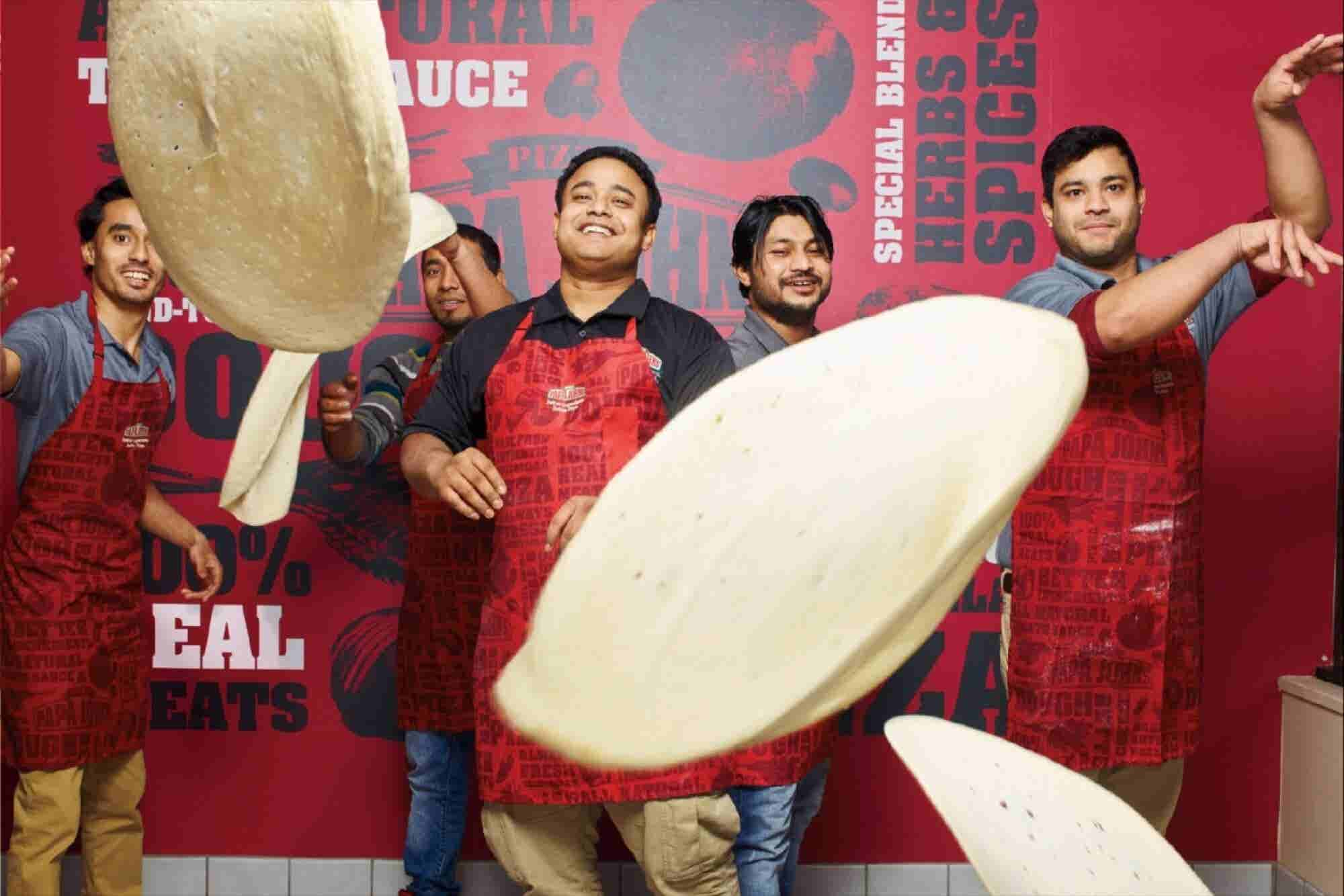 How a Young Immigrant Rapidly Rose in the Pizza Business