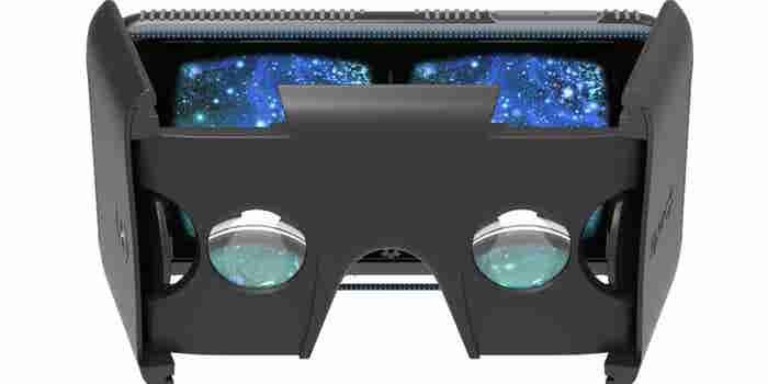 CES 2016 Highlights: Speck Pocket VR