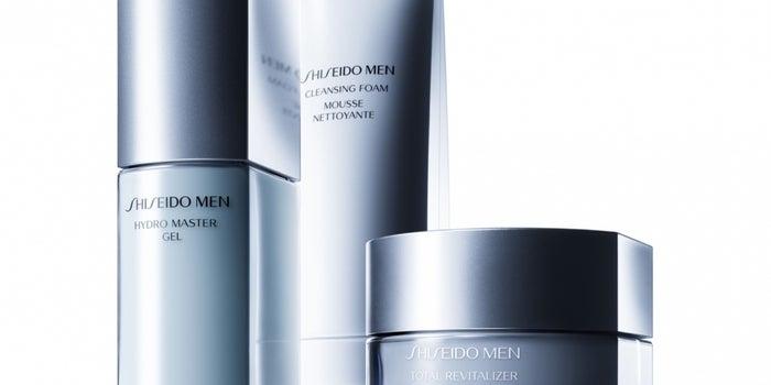 The Executive Selection: Shiseido Skincare For Men