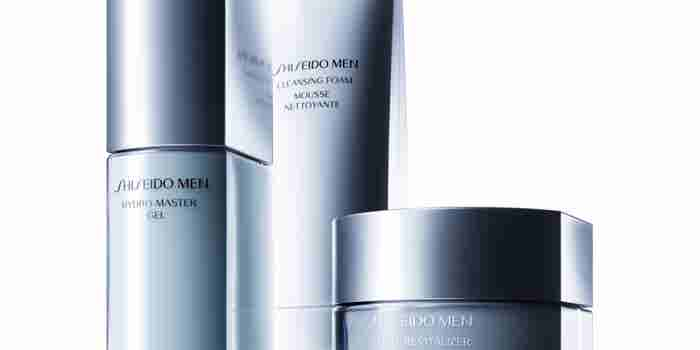 The Executive Selection: Shiseido Skincare For Men