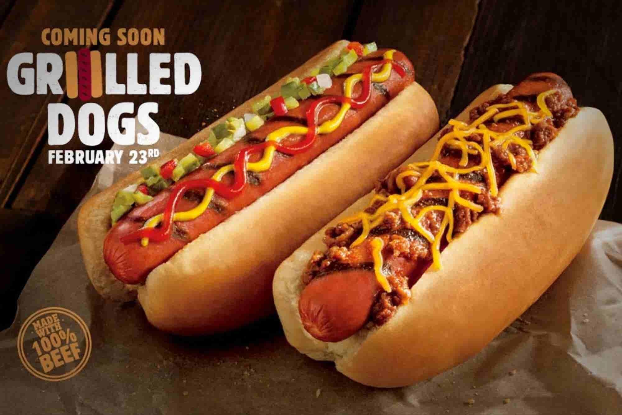 Burger King Rivals Spark Hot Dog War on Twitter