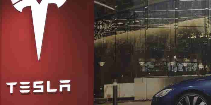 Tesla Removes 'Motors' From Its Name