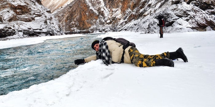 On A Right Track - Atul Pimple Shares His Loves For Trekking