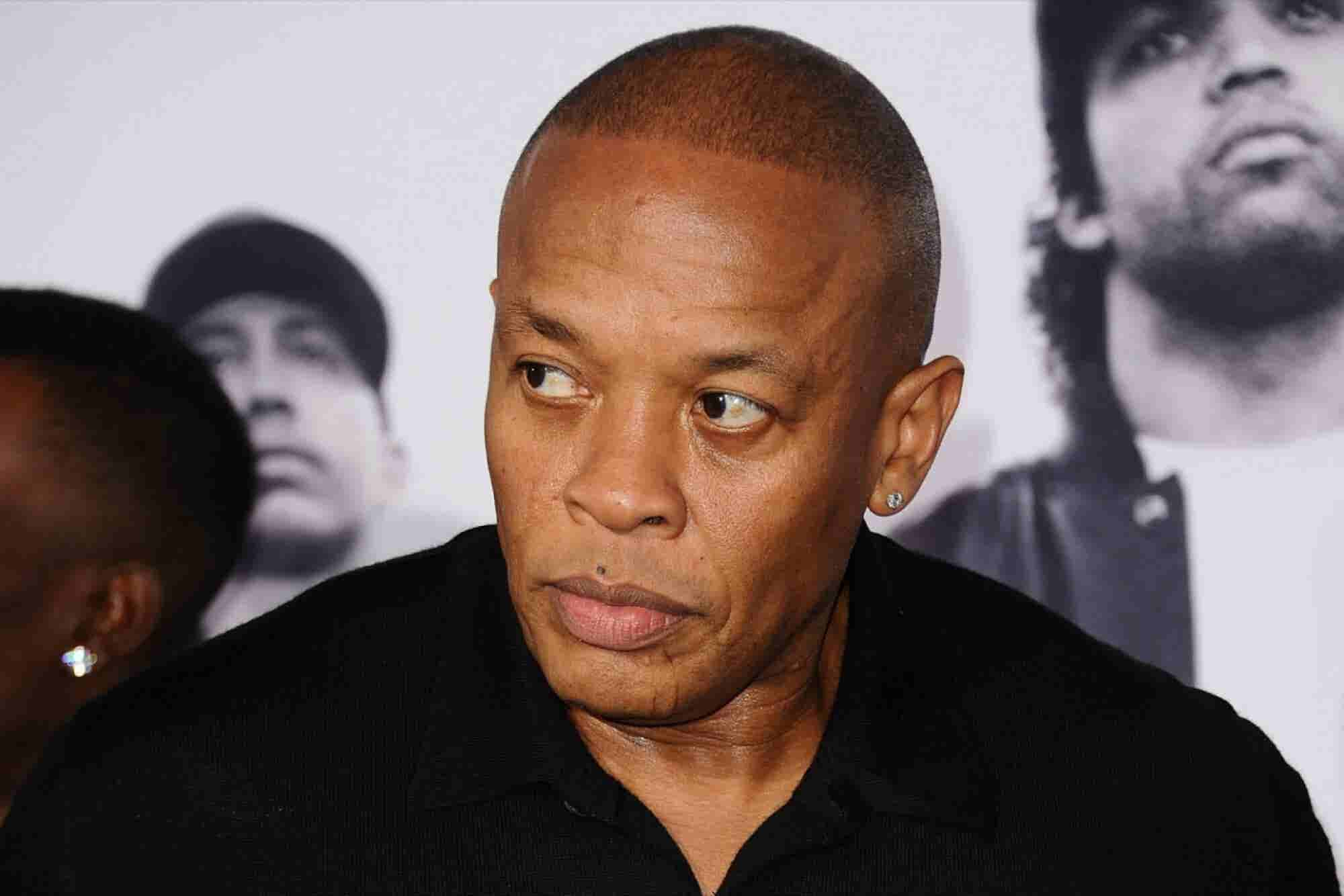 Dr. Dre Will Reportedly Star in Apple's First Original TV Series