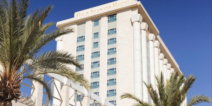 The Four Seasons Amman Prides Itself On Genuine Hospitality