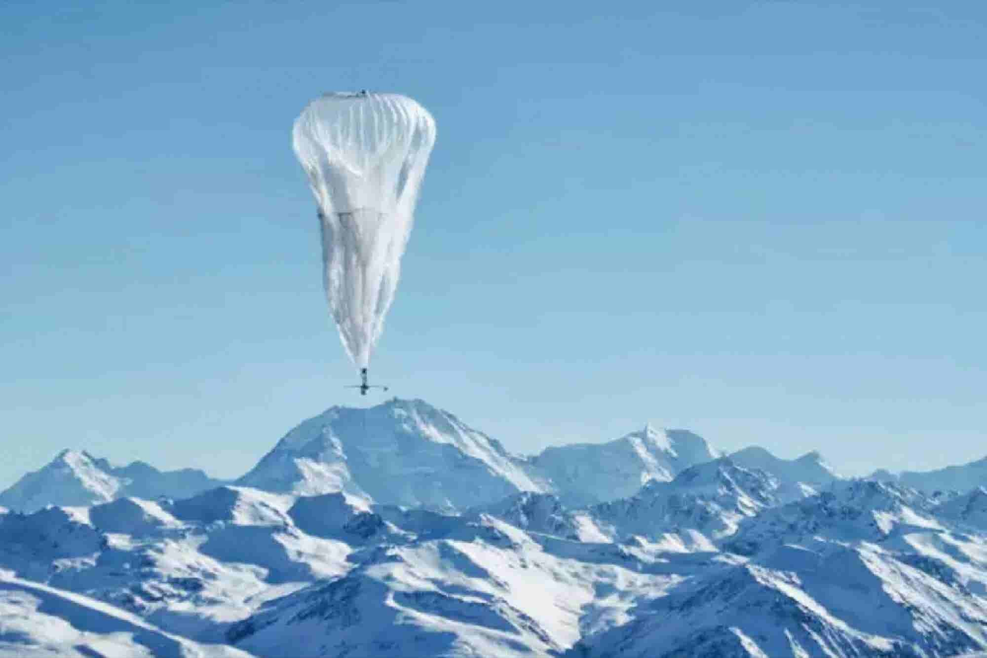 Google's Internet Balloons Are Landing in Sri Lanka