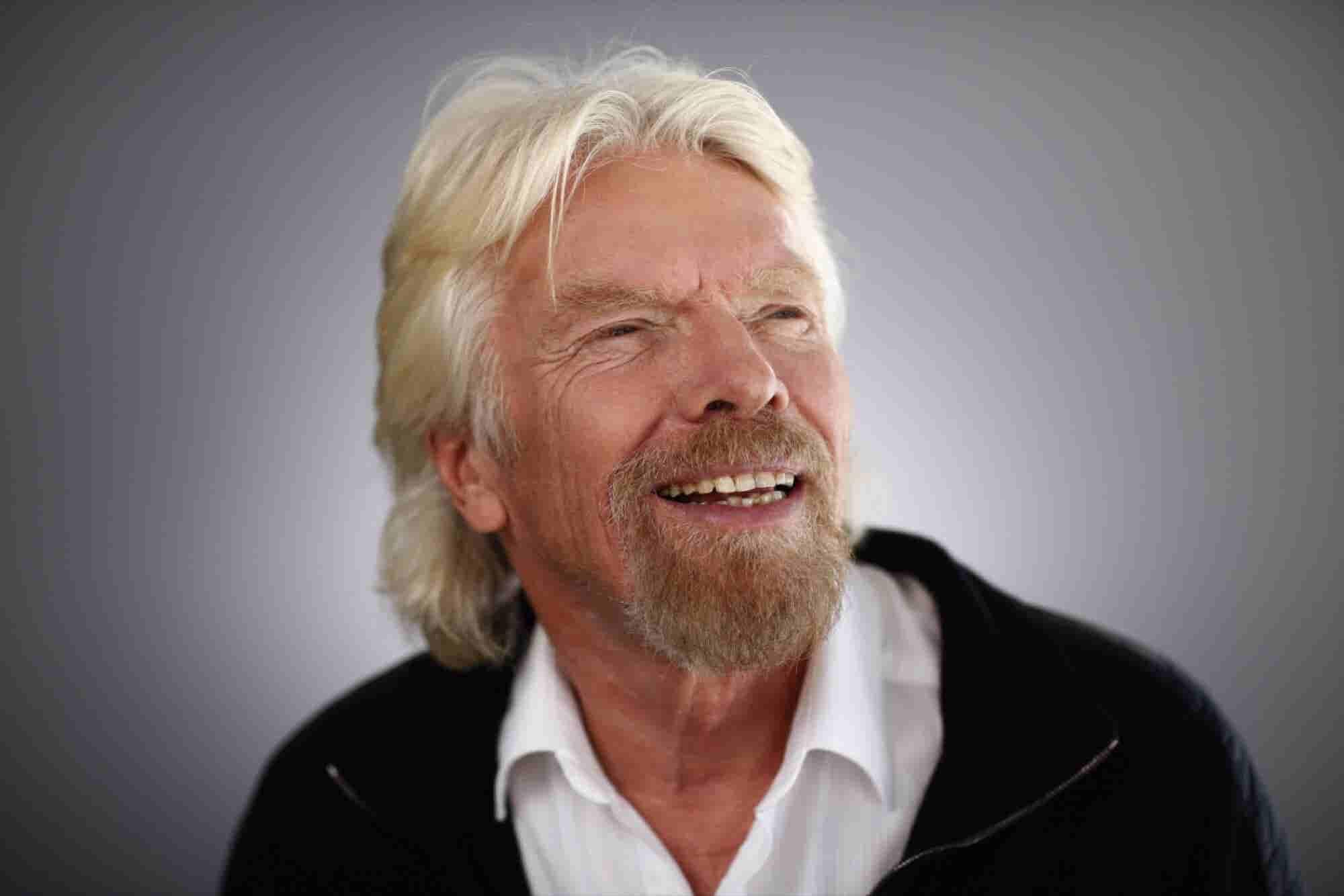 Watch Legendary Entrepreneur Richard Branson Share His Secrets to Startup Success