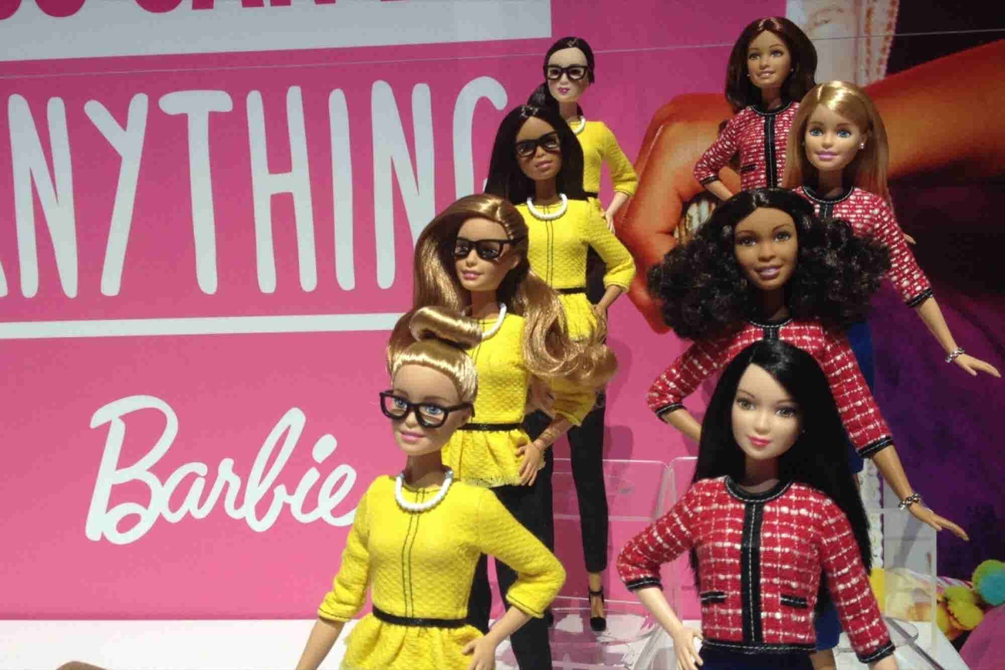 Vice President Barbie Still Available to Run in 2016