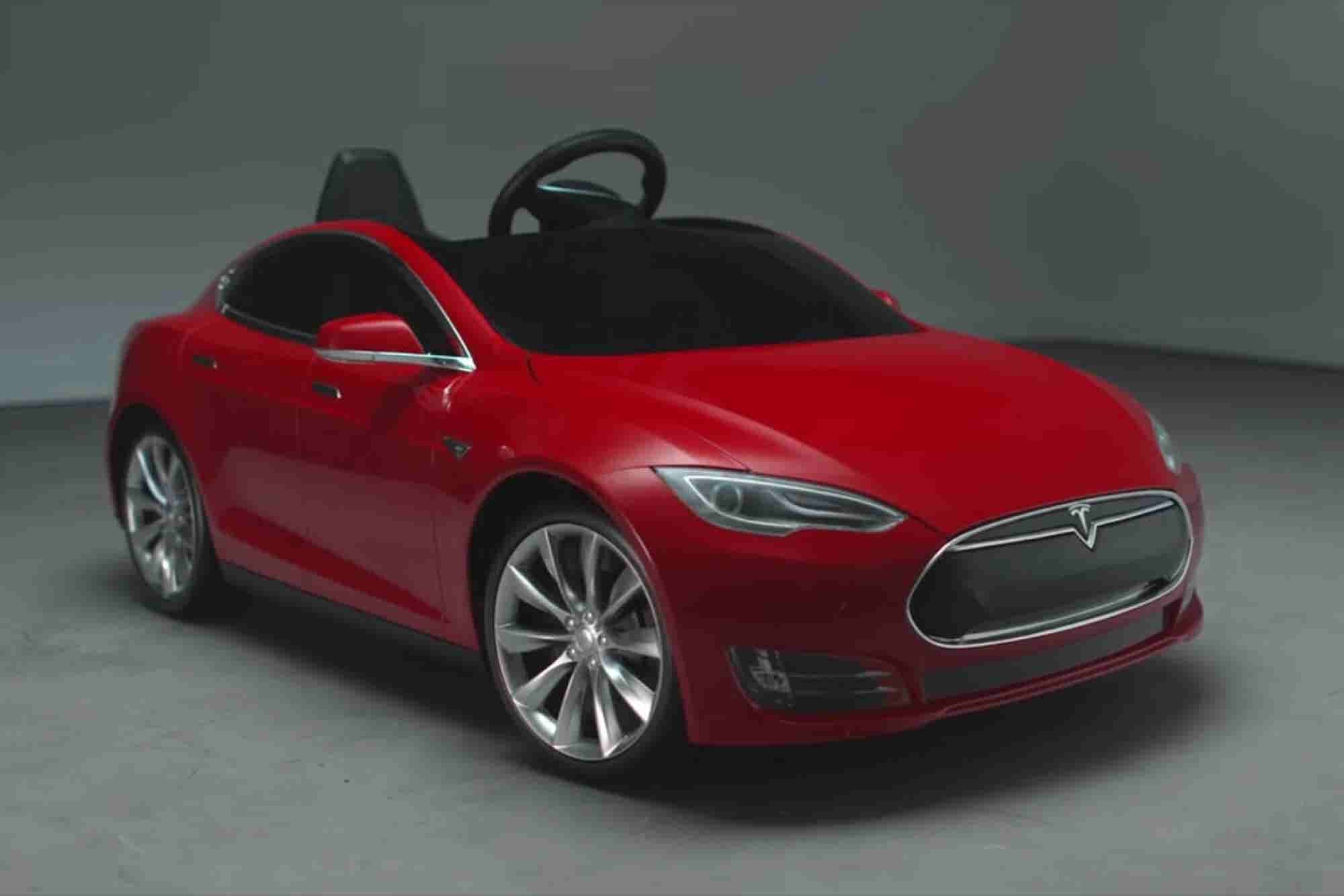 Get a Tesla Model S for Only $499