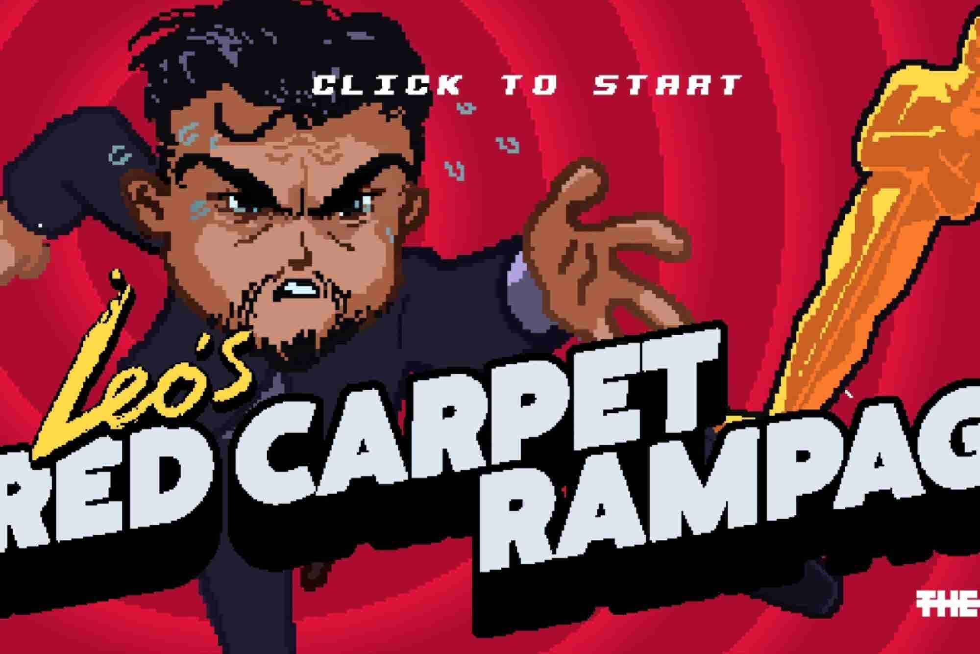 Help Leo DiCaprio Win an Oscar by Mashing Your Keyboard