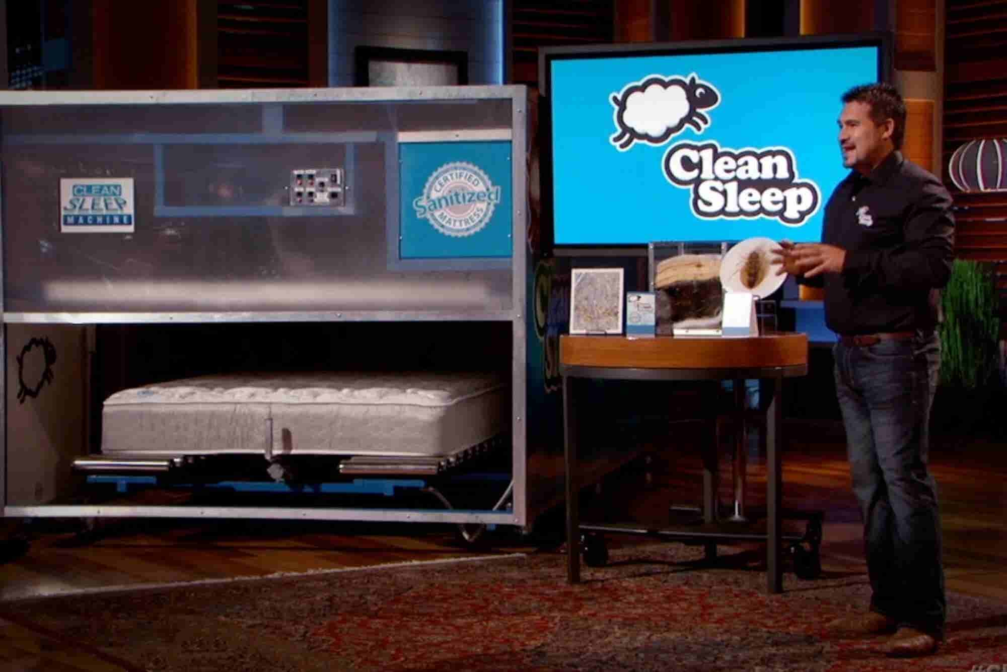 Exclusive: Watch This Entrepreneur's Emotional Shark Tank Pitch Before It Airs on TV