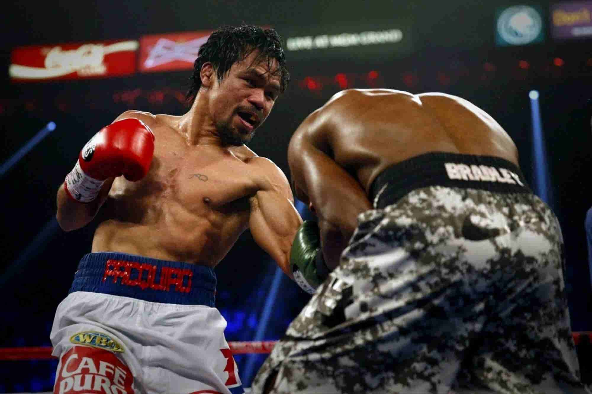 Nike Cuts Ties With Boxer Manny Pacquiao Over Homophobic Comments