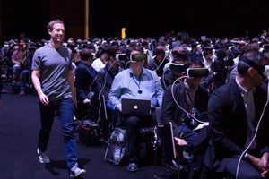 People Are Freaking Out About This Mark Zuckerberg Photo