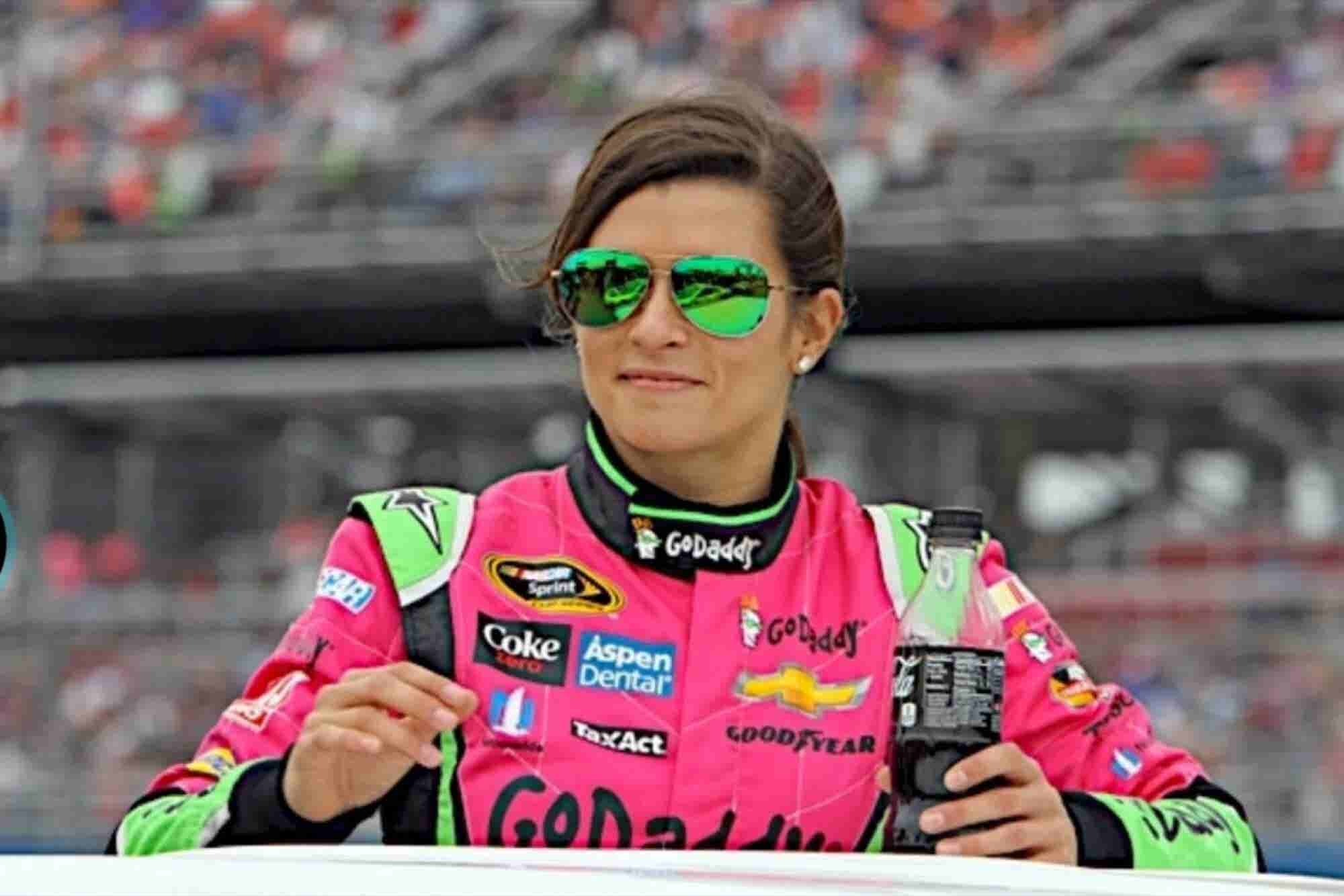 NASCAR Star Danica Patrick Takes Lyft Customers for a Ride