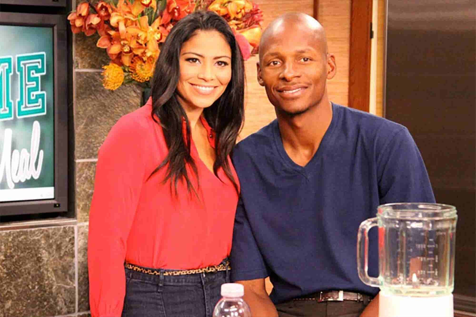 NBA All-Star Ray Allen and Wife Are Opening an Organic Fast Food Restaurant