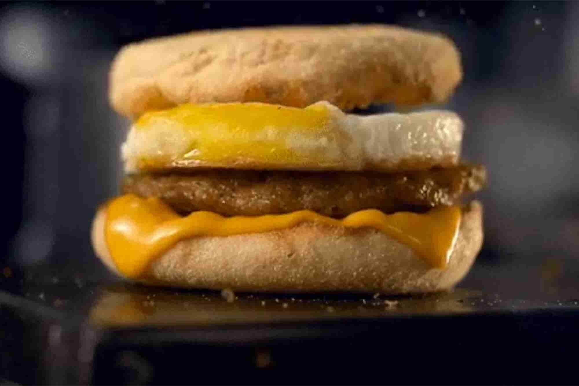 McDonald's New Marketing Campaign Aims to Make its Food Look 'Ugly'