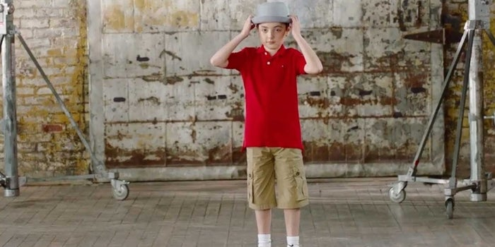 Tommy Hilfiger Teams Up With Mom Designer to Create a Line of Adaptive Clothing for Kids With Disabilities