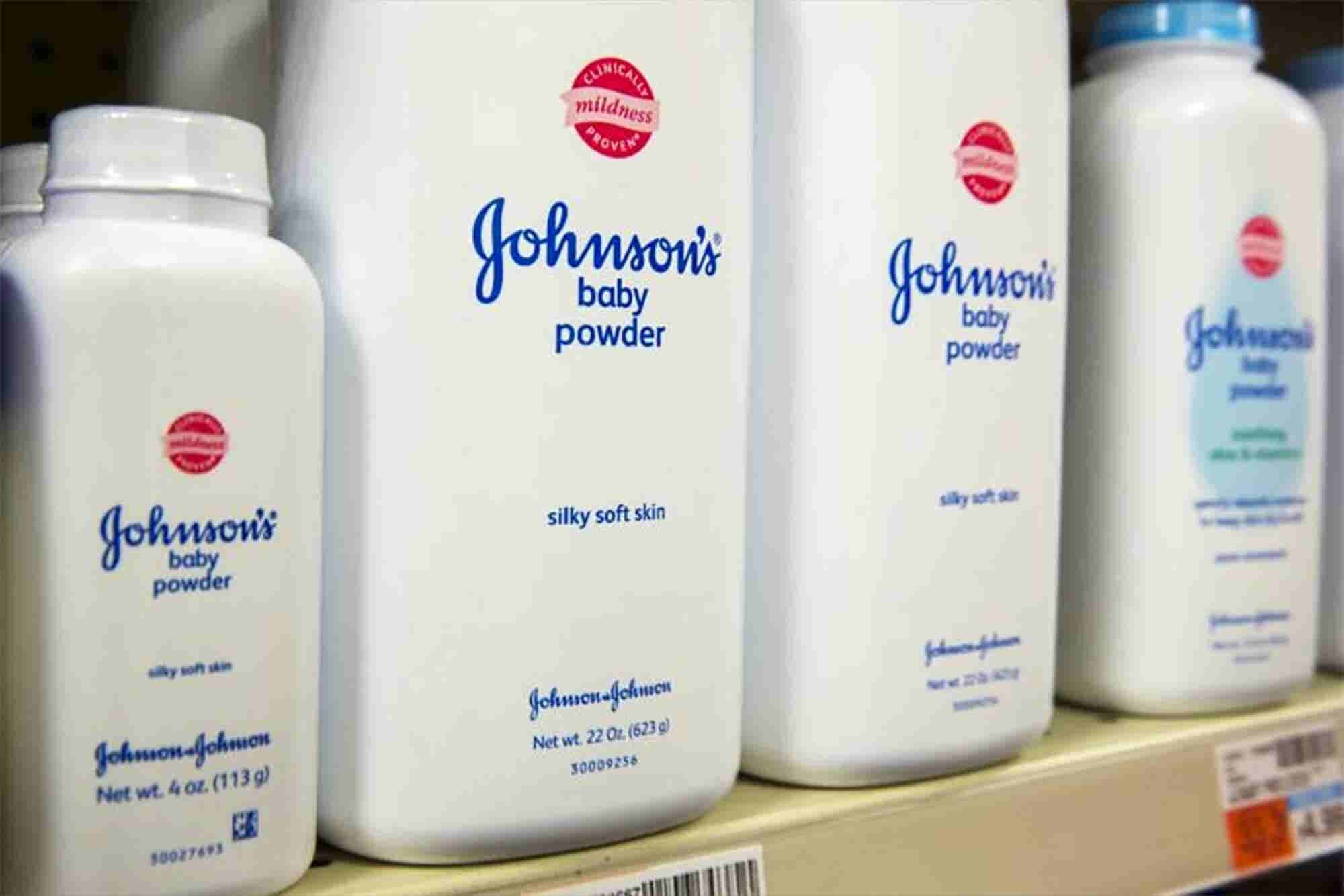 J&J Must Pay $72 Million for Cancer Death Linked to Talcum Powder