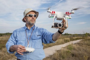 Drone Accidents: Not Your Fault?