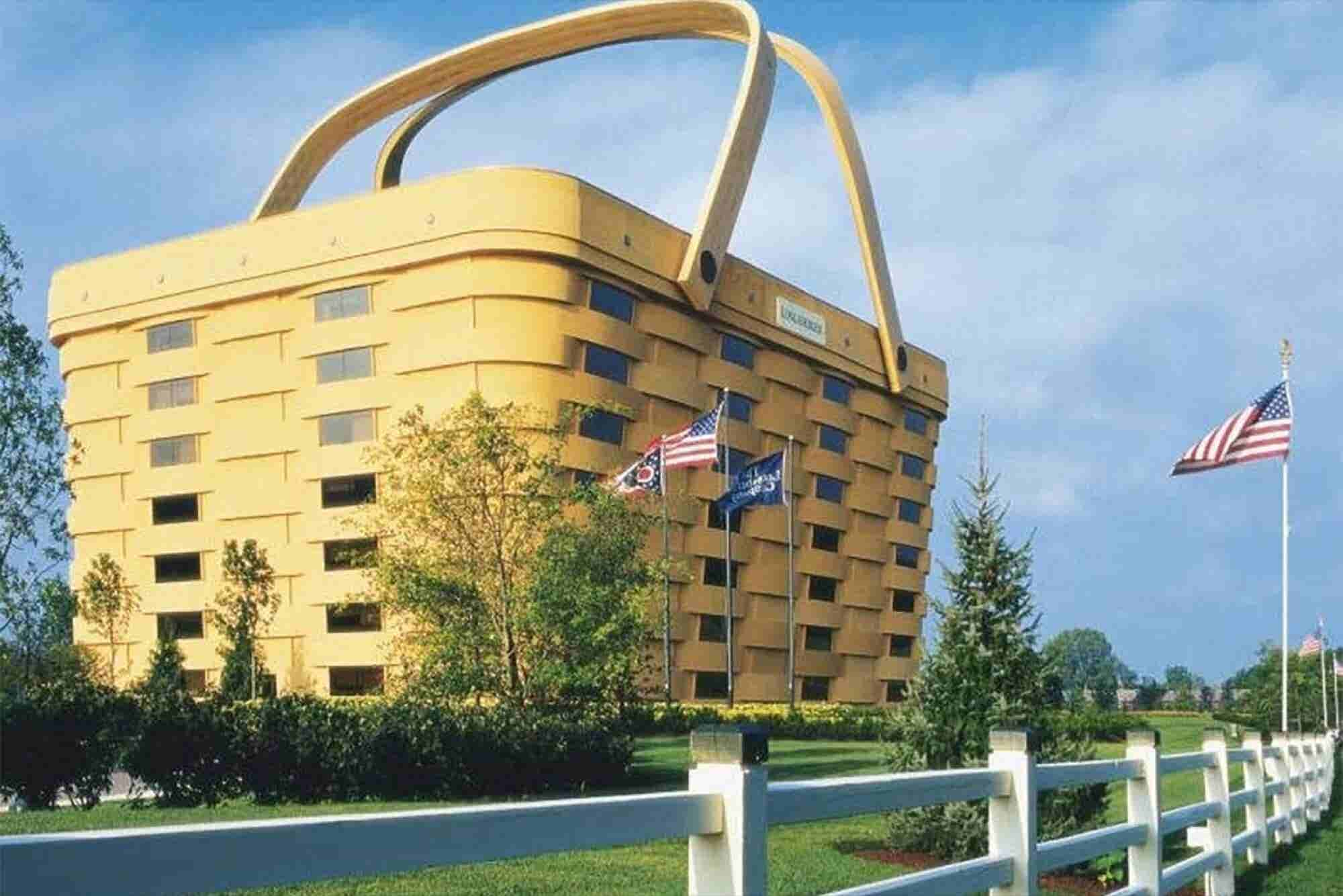 Basket Manufacturer Longaberger's Is Leaving Its Basket-Shaped Headquarters Behind