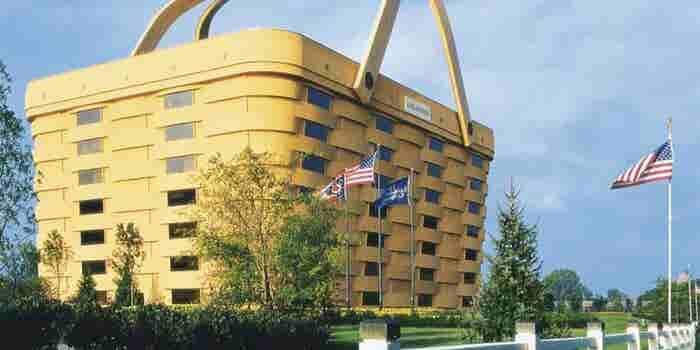 Basket Manufacturer Longaberger's Is Leaving Its Basket-Shaped Headquarters Behind
