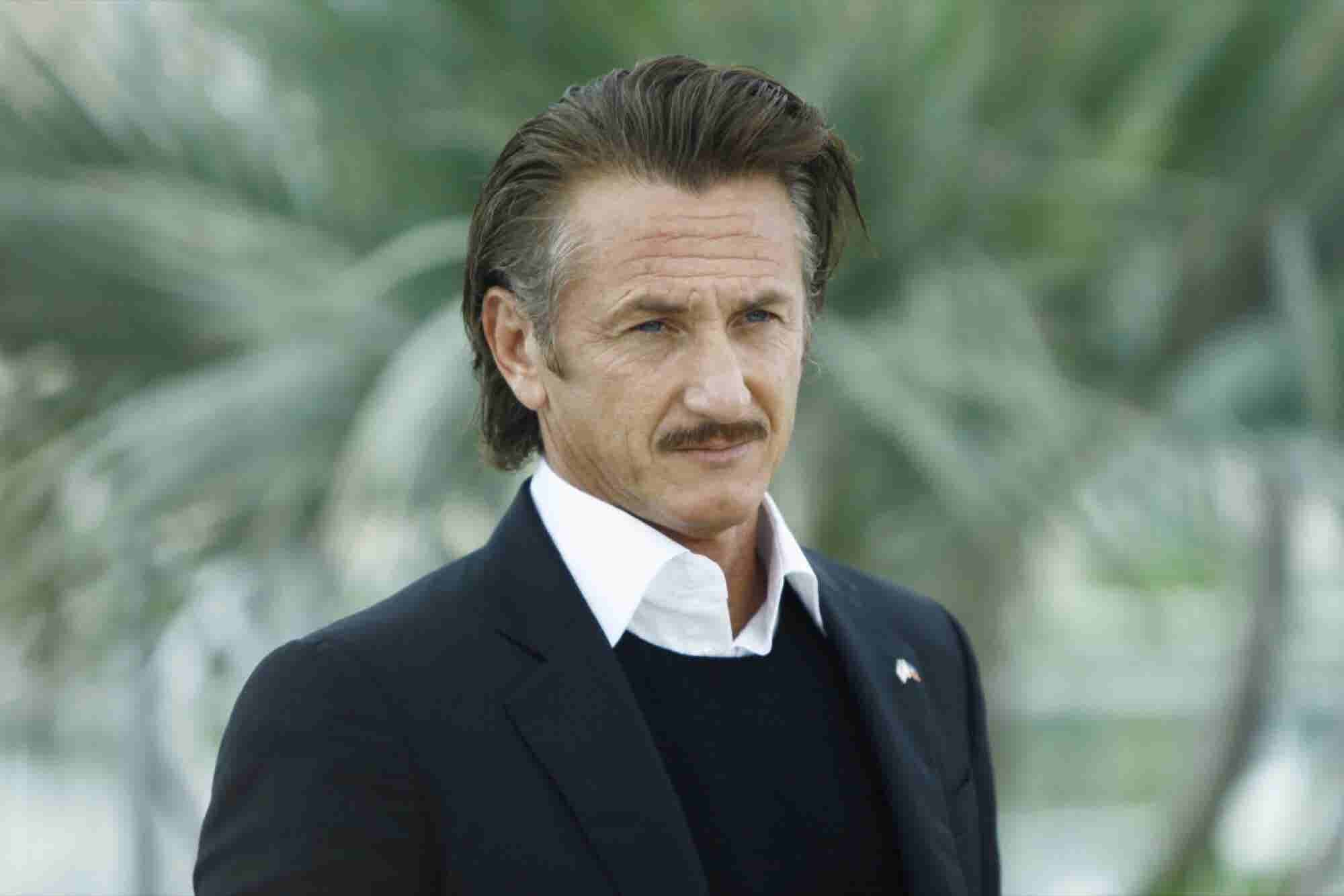Sean Penn, Hot Off El Chapo Interview, to Talk Cybersecurity at San Francisco Conference