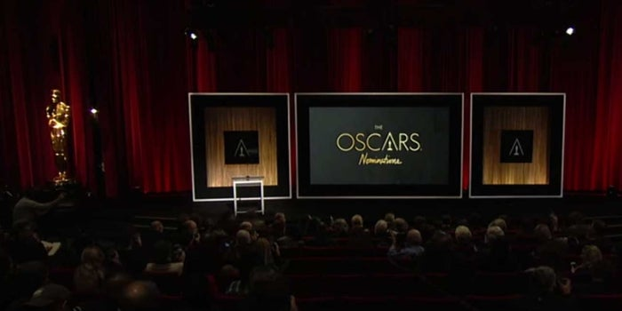 Twitter Makes Fans Part of Oscar Night But the Stars Play Hard-to-Get