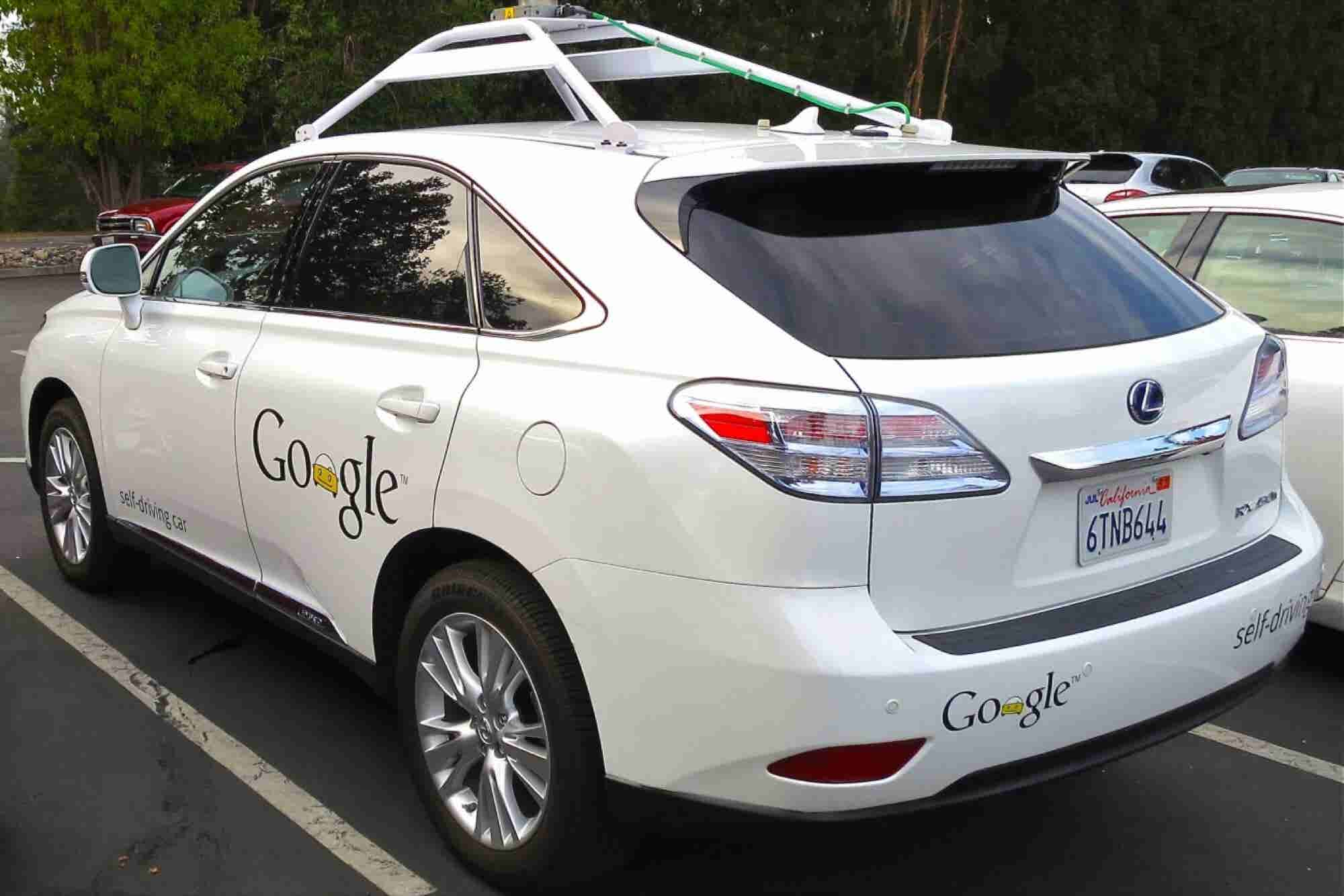 Google Responds After Self-Driving Car Crashes Into a Bus -- Start Up Your Day