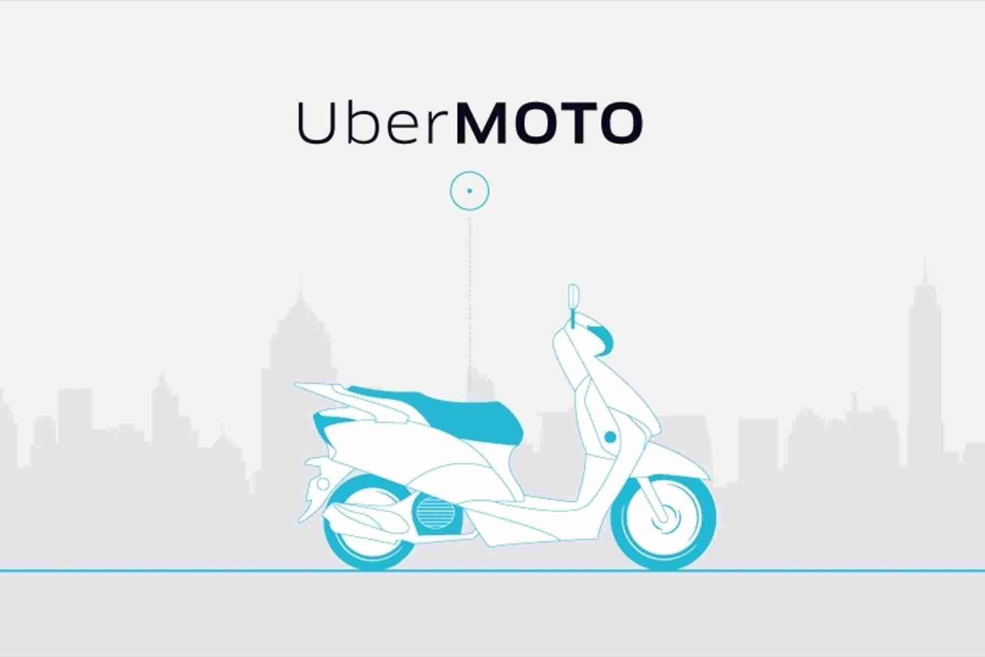 UberMOTO comes to India; Fare As Low As Rs 3/Km