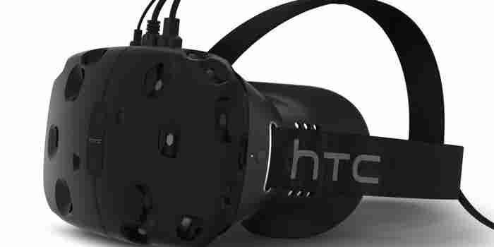 CES 2016 Highlights: HTC Vive Pre