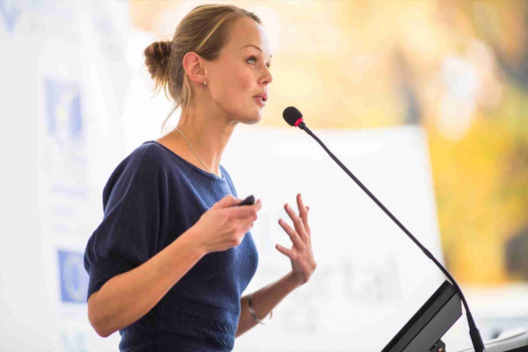 How to Propel Your Speaking Career