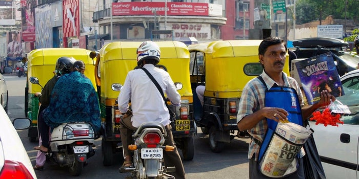 Uber and Competitor Launch Motorcycle Services in India on the Same Day. This Should Be Interesting.
