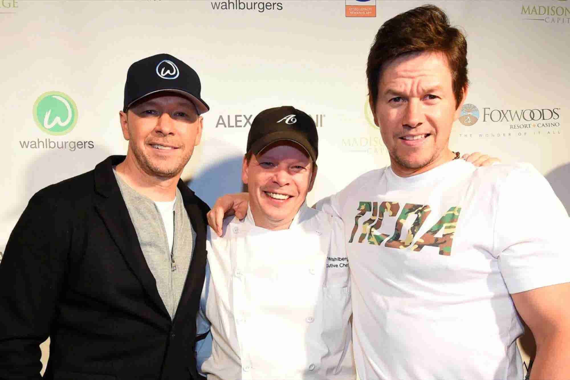 Mark Wahlberg's Tiny Burger Chain Is About to Blow Up