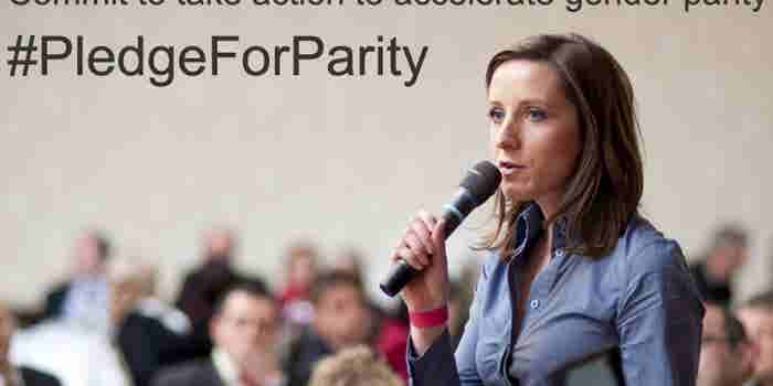 #PledgeForParity, Here And Now