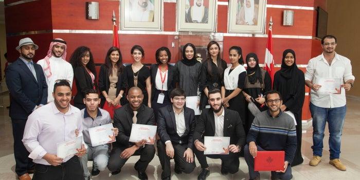 Towards A More Inclusive Society: Canadian University Dubai Students Develop Efhamni, An Emirati Sign Language App