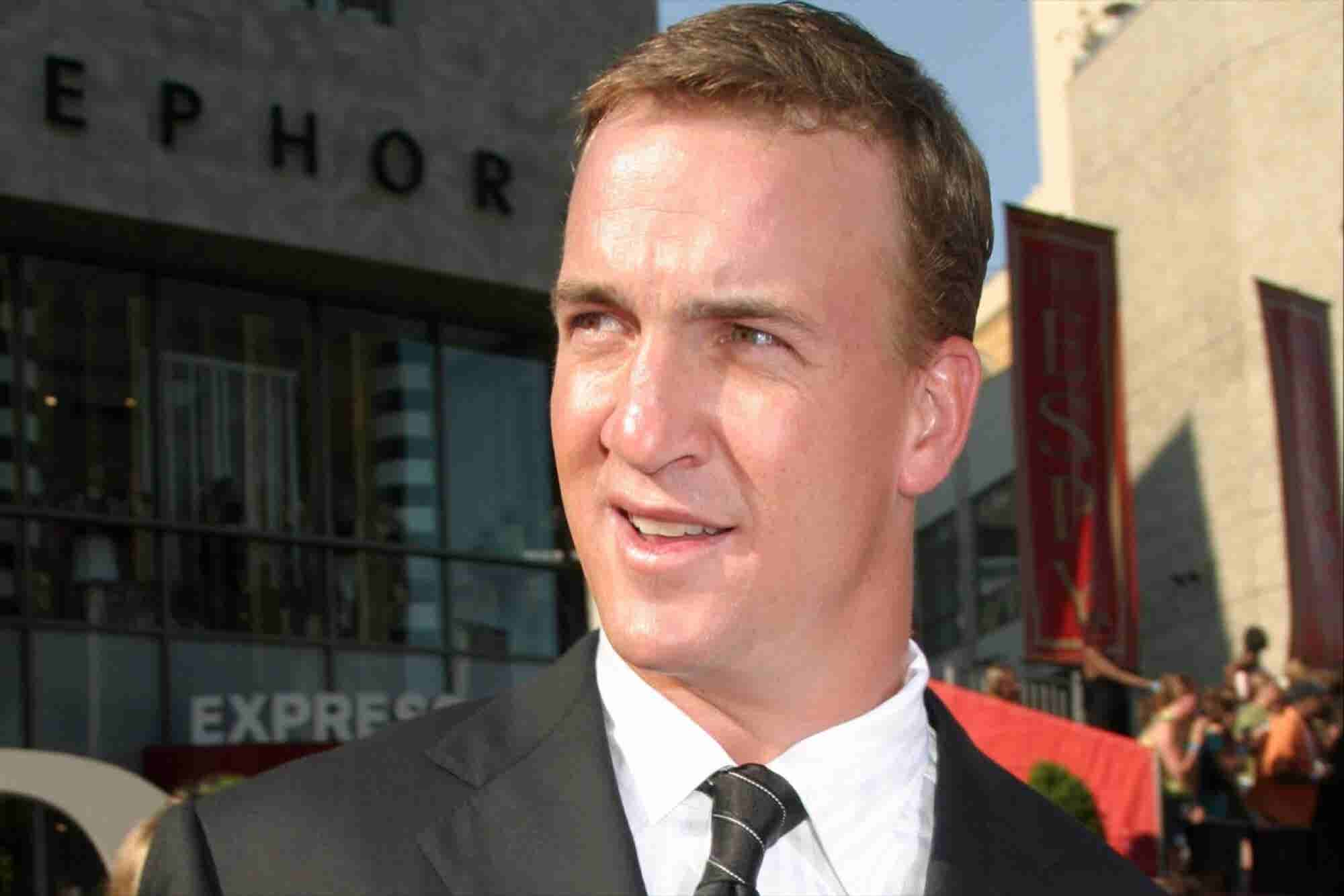 8 Motivational Peyton Manning Quotes