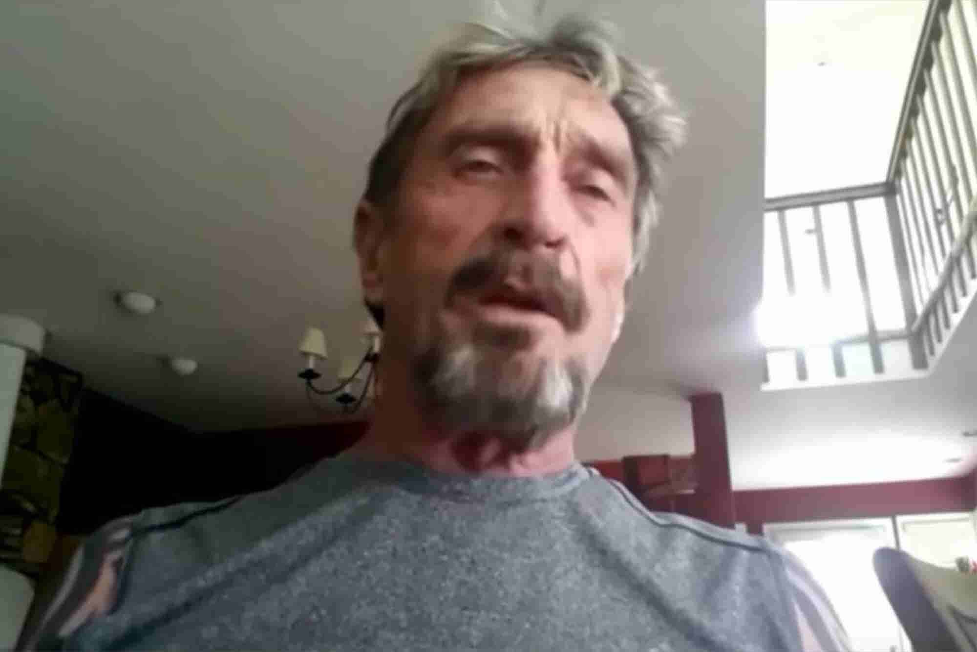 John McAfee: Electronic Currency Is Inevitable, and We Must Accept it