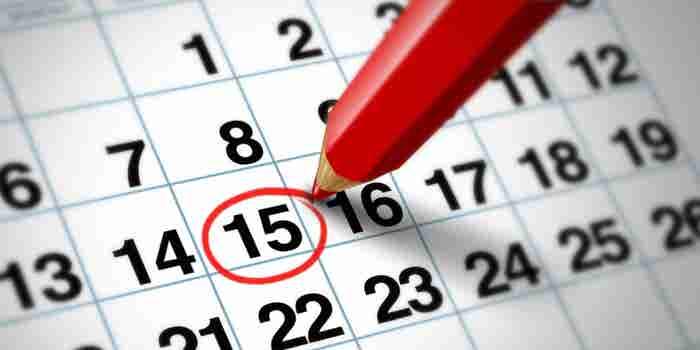 Agenda de eventos de marzo de 2016